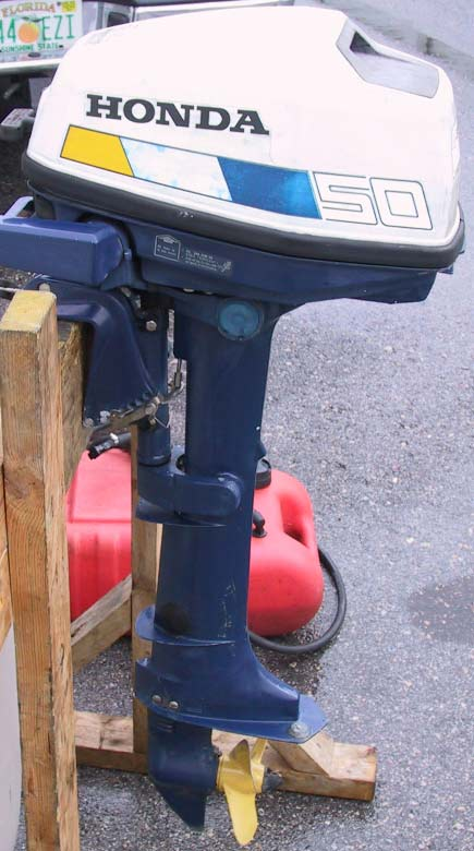 honda 5hp 4 stroke outboard manual