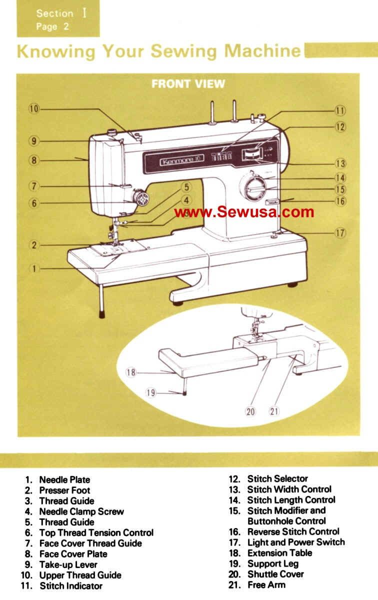 easson es 8 lathe user manual
