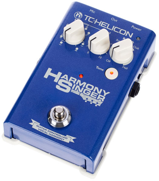 tc helicon harmony singer instructions