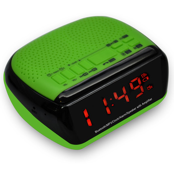 hot wheels alarm clock radio instructions