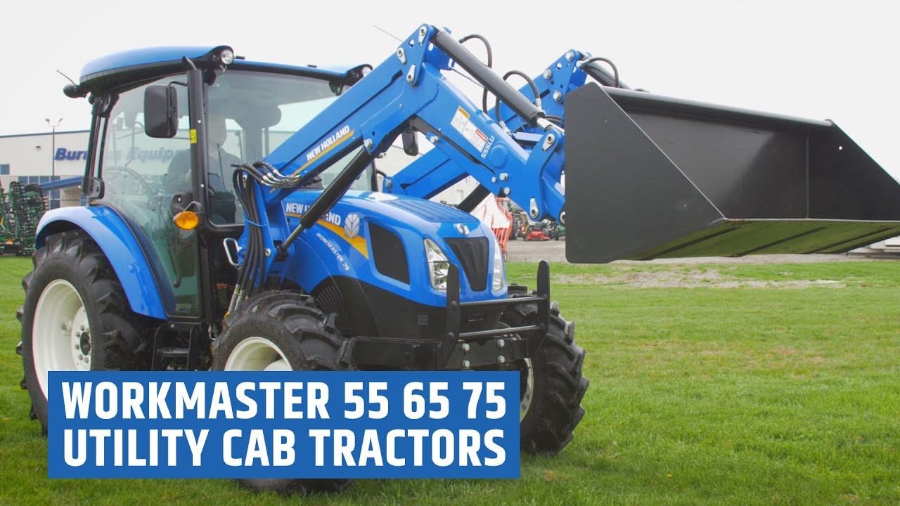 new holland workmaster 55 manual
