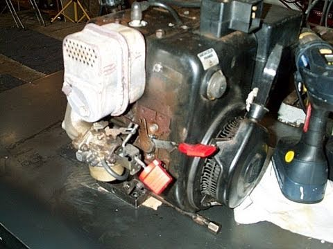 craftsman snowblower carburetor repair manual