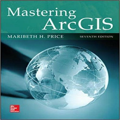 mastering arcgis 7th edition solution manual