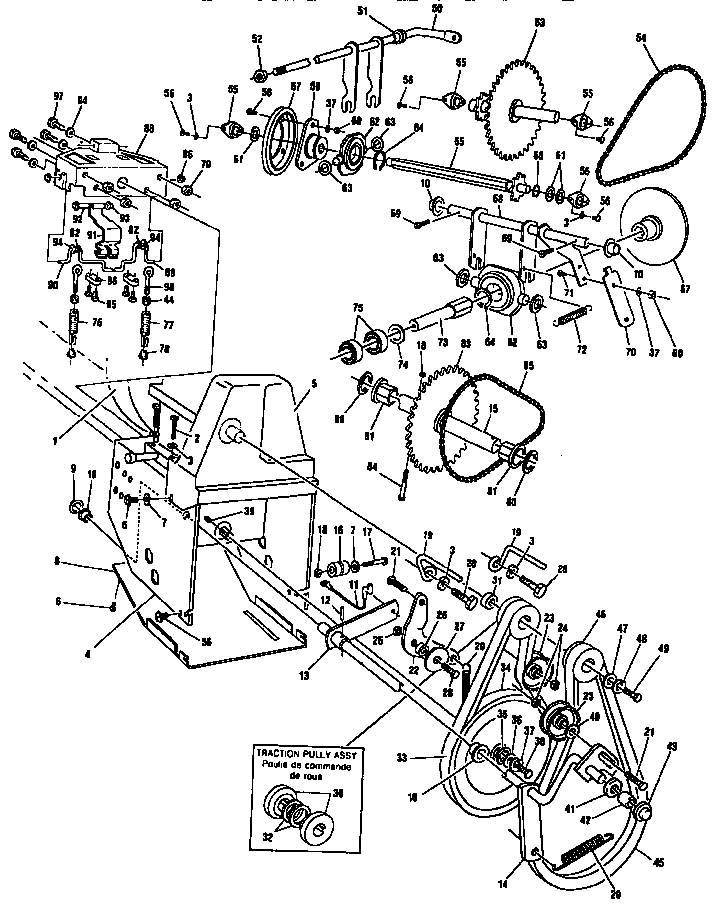 noma grand prix 523 snowblower manual