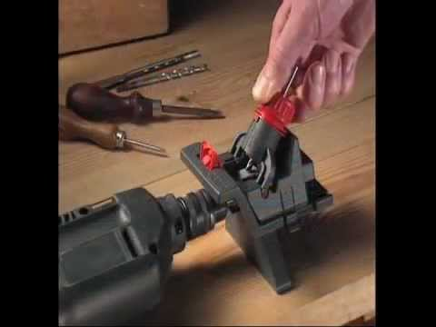 martek drill sharpener instruction manual