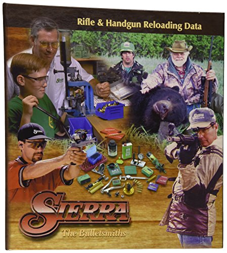 sierra reloading manual 6th edition