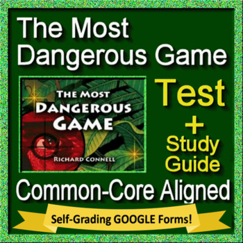 the most dangerous game study guide